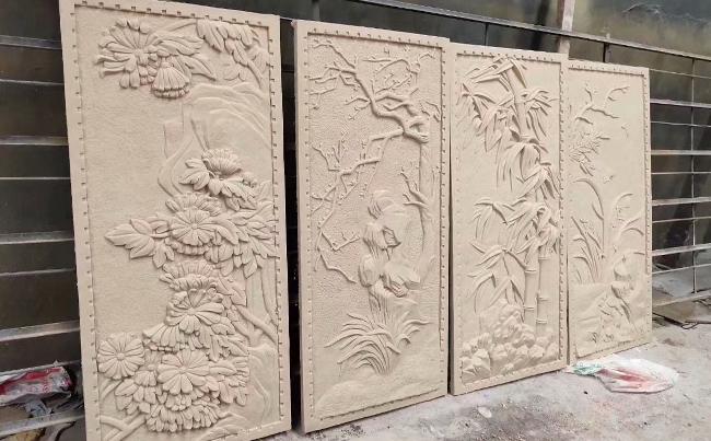 人造砂岩浮雕