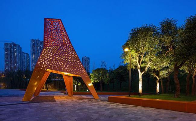 公园造型雕塑