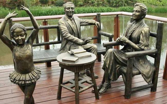 说一说福建铸铜雕塑日常保养