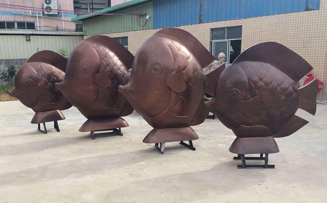 雕塑的摆放都有哪些注意事项?