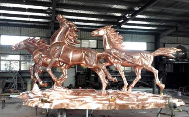 景观雕塑中常用的材质都有哪些?