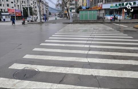 人行横道路面砖