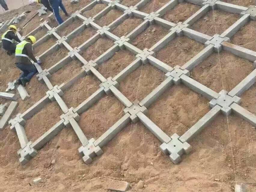 护坡砖工程案例