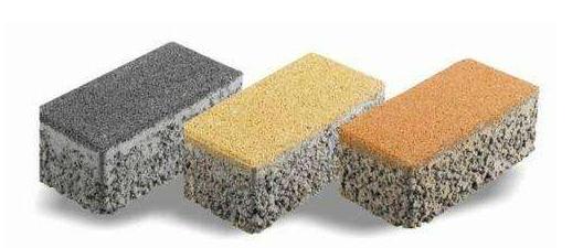 聚合物纤维混凝土透水砖