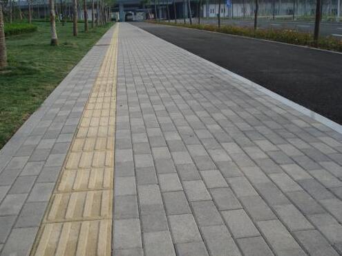 哪些透水砖是属于非陶瓷透水砖?