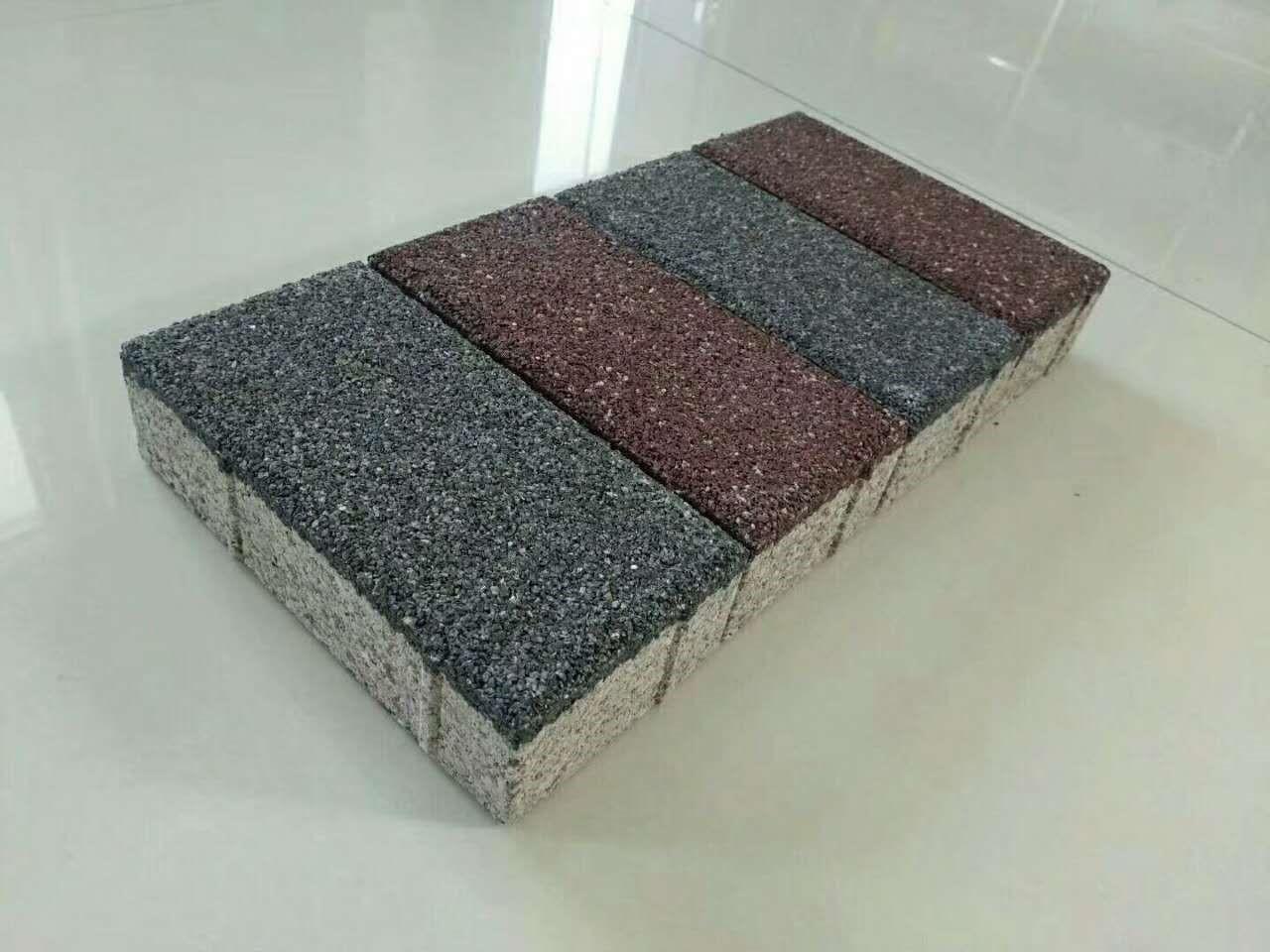 昆明透水砖批发价格