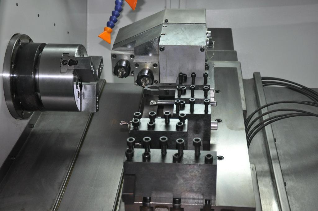 數控車床加工鋁合金腔體時需要注意什么?