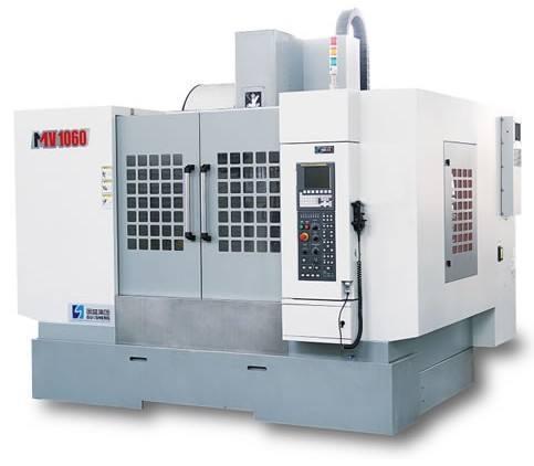 VMC1060加工中心