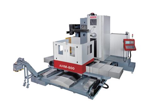 AHM-800卧式加工中心