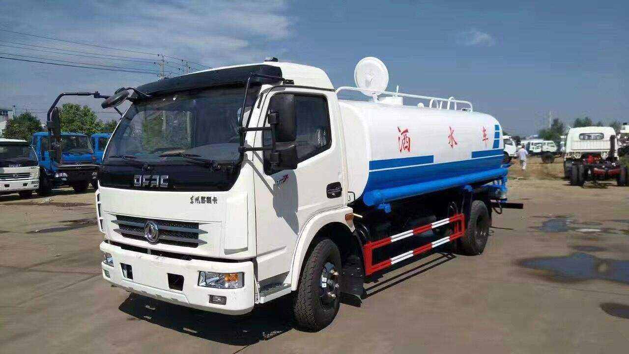 北京洒水车出租进水泵怎么维护
