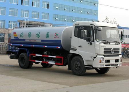 北京洒水车出租后在作业时有哪些注意事项?