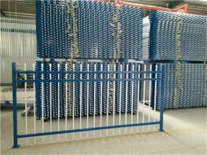 贵阳锌钢护栏一般多少钱一米?