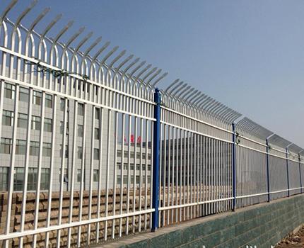 贵阳厂区锌钢护栏