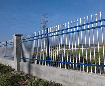 学校围墙专用锌钢护栏