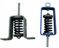 DT型吊架弹簧减震器