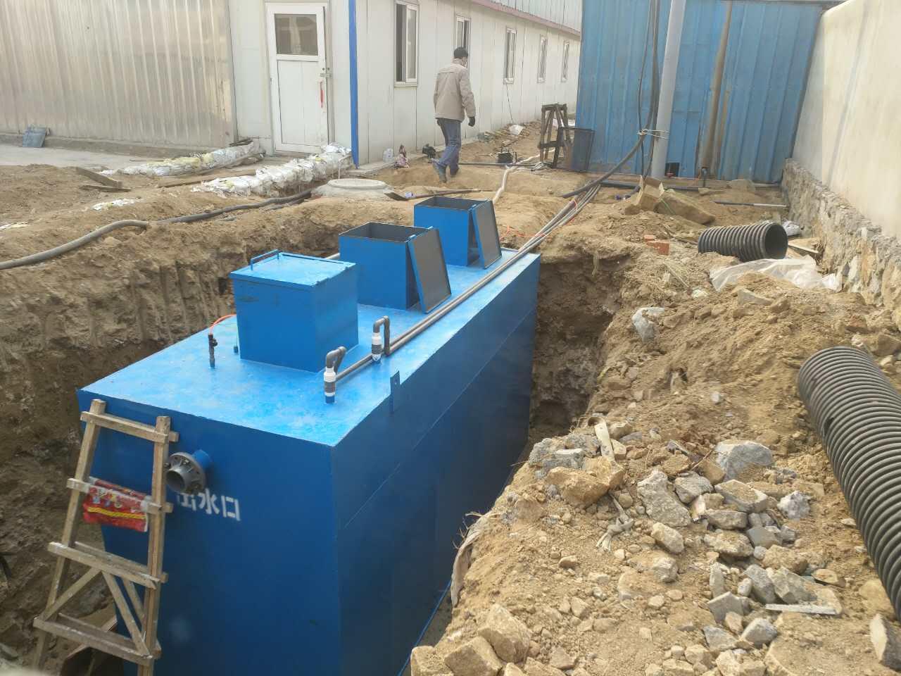 环保食品加工污水处理设备
