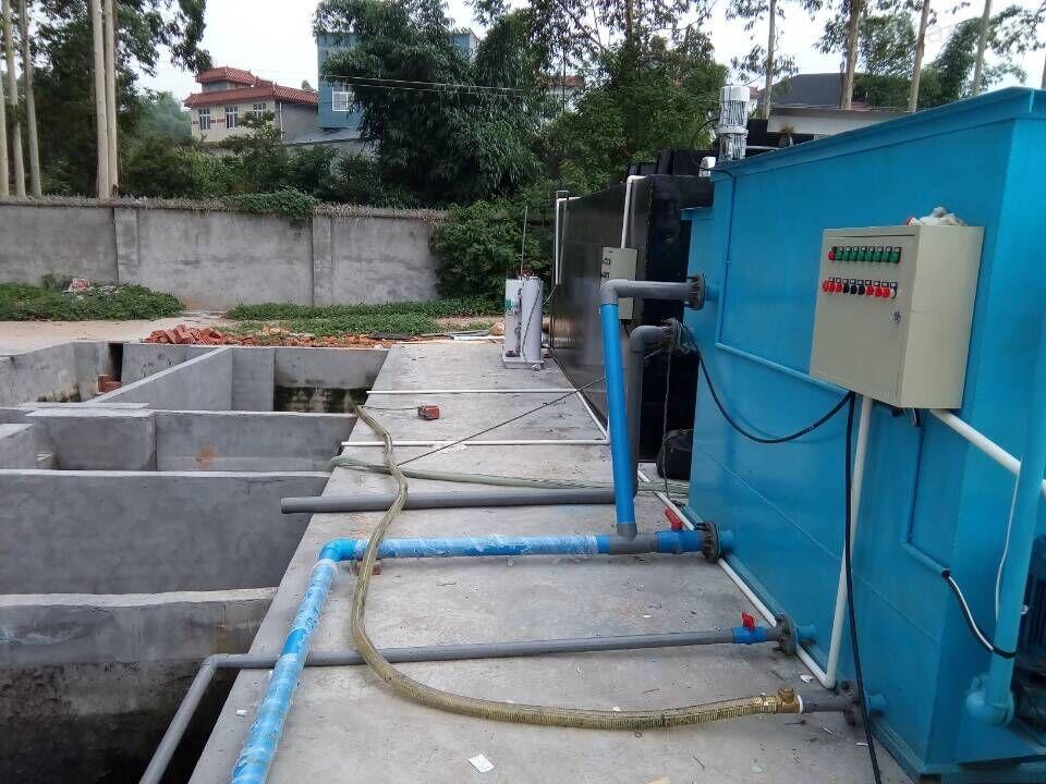 地埋一体污水处理设备