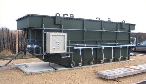 污水处理厂的设备