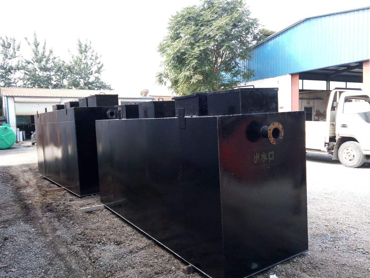 一体化生活污水处理设备的过滤带分类
