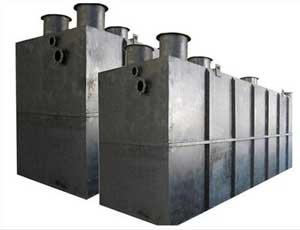 生活污水处理设备日常维护