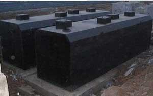 地埋式污水处理设备可以处理哪些废水?
