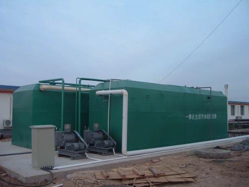生活污水处理设备怎么检修?