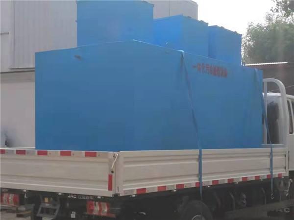 生活污水处理设备项目受到严重影响