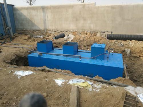 选购生活污水处理设备需要注意哪些问题?