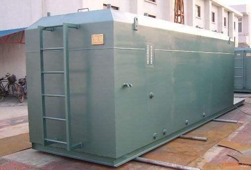 生活污水处理设备要注意哪些固定