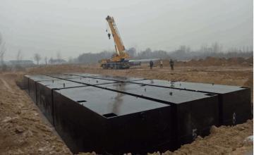 新农村污水处理设备需要做好用电的安全防护