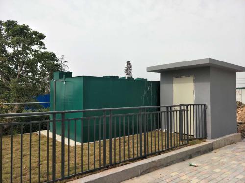 新农村污水处理设备的接地系统