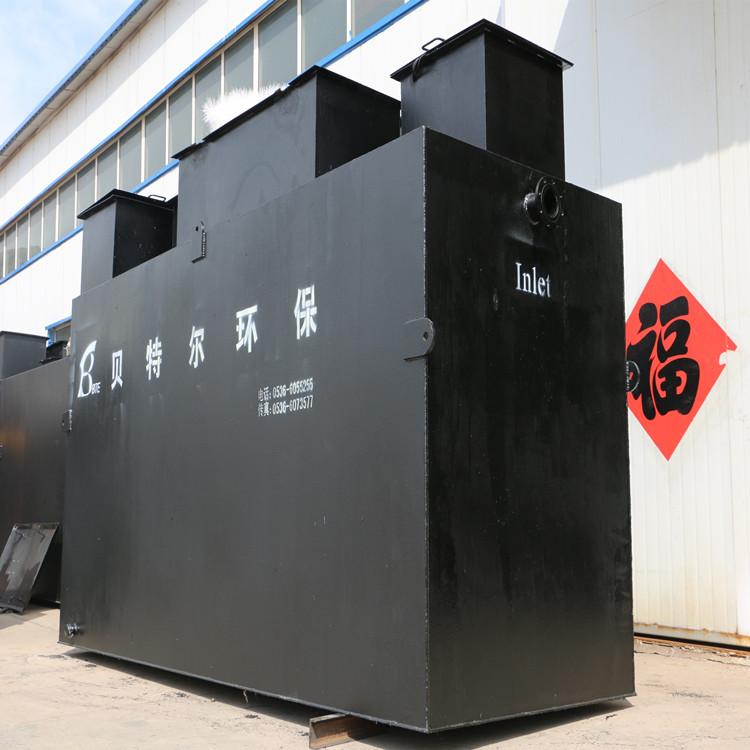 山东新农村污水处理设备型号