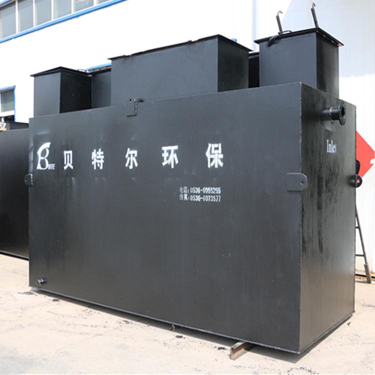 一体化地埋式生活污水处理设备厂家