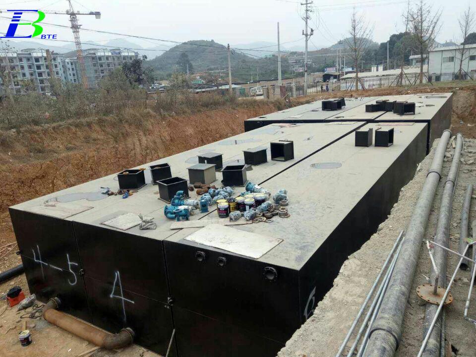 农村生活一体化污水处理设备型号
