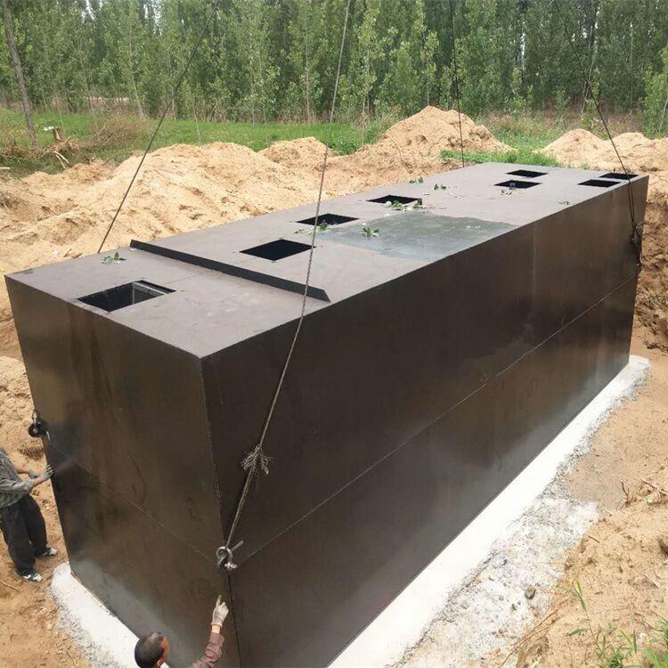 农村单户生活污水处理设备供应