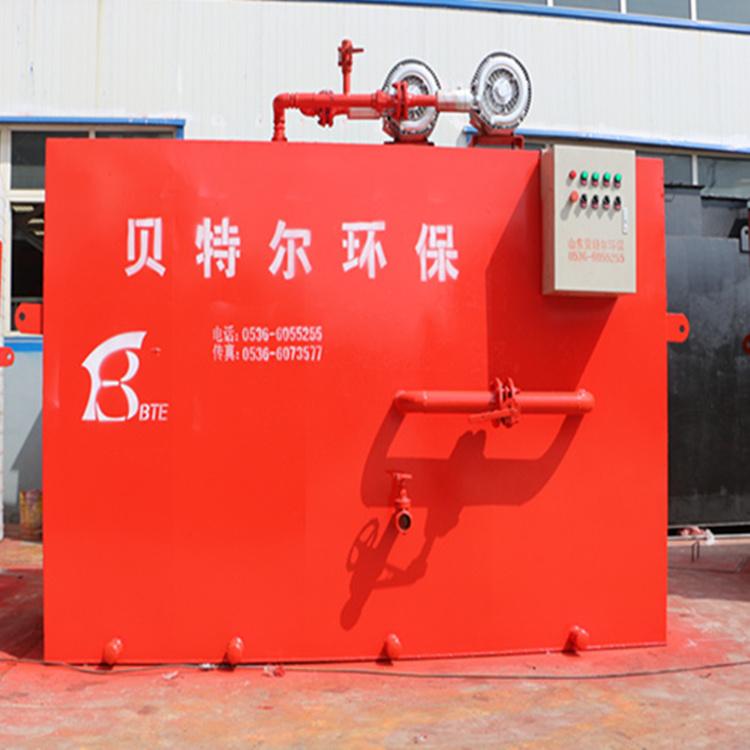 农村地区生活污水处理设备