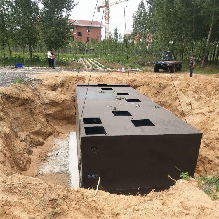 农村地区生活污水处理设备厂家