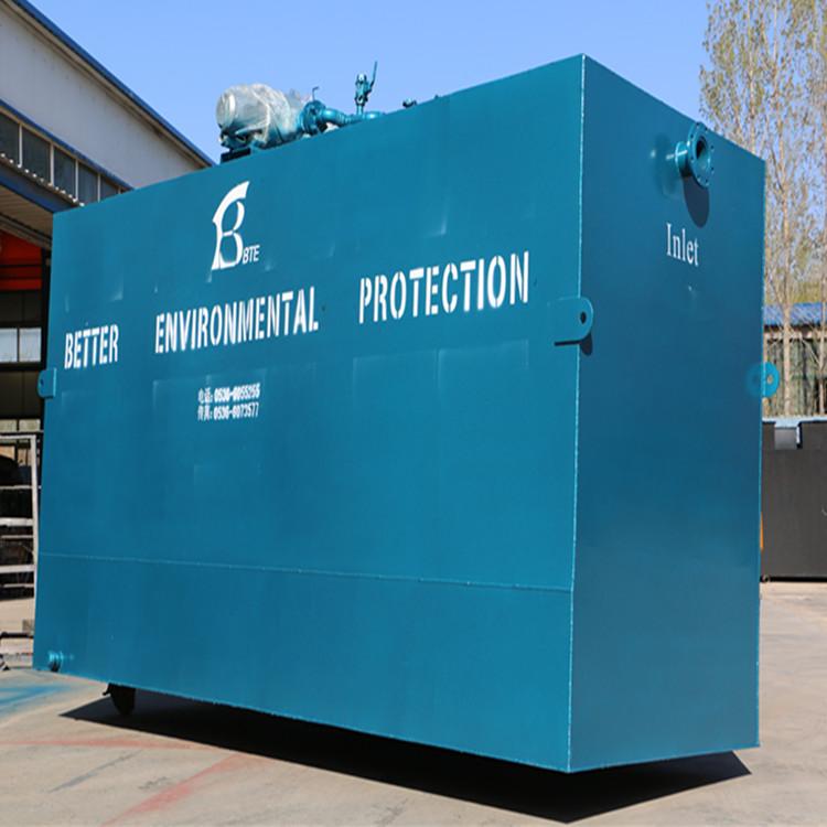 农村地区生活污水处理设备型号