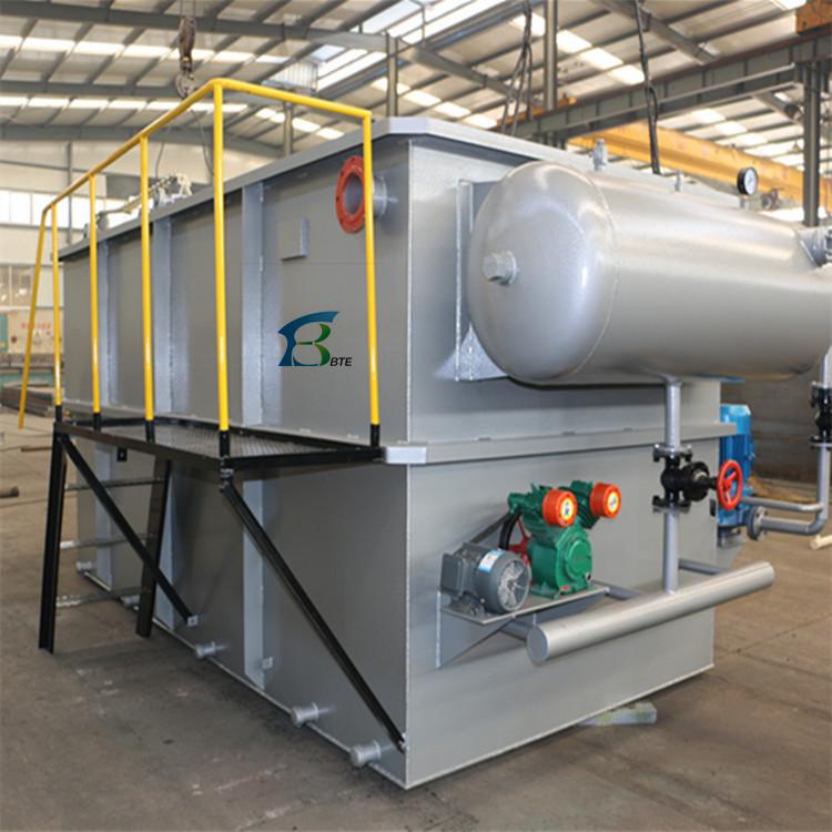 原装食品加工污水处理设备型号
