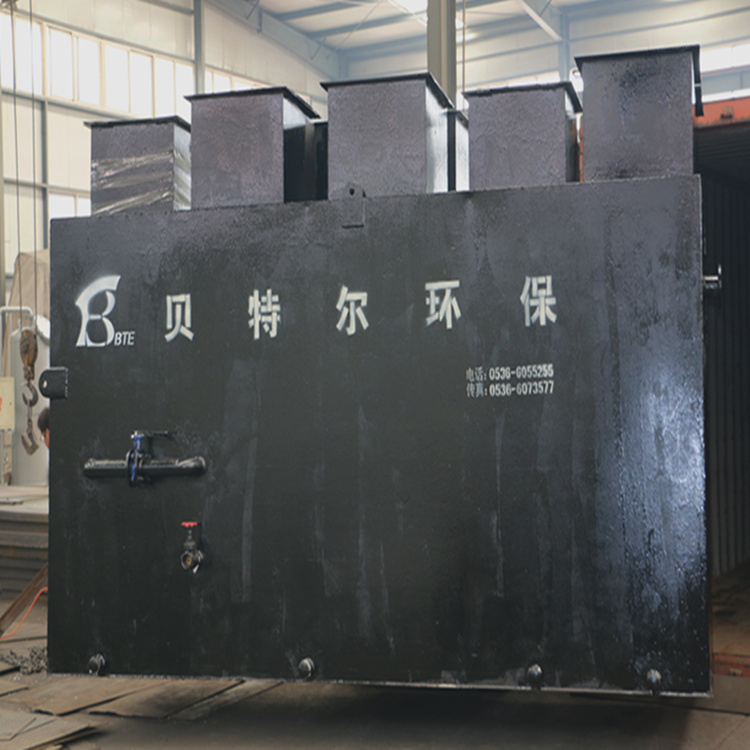 一体化小型食品加工厂污水处理设备报价