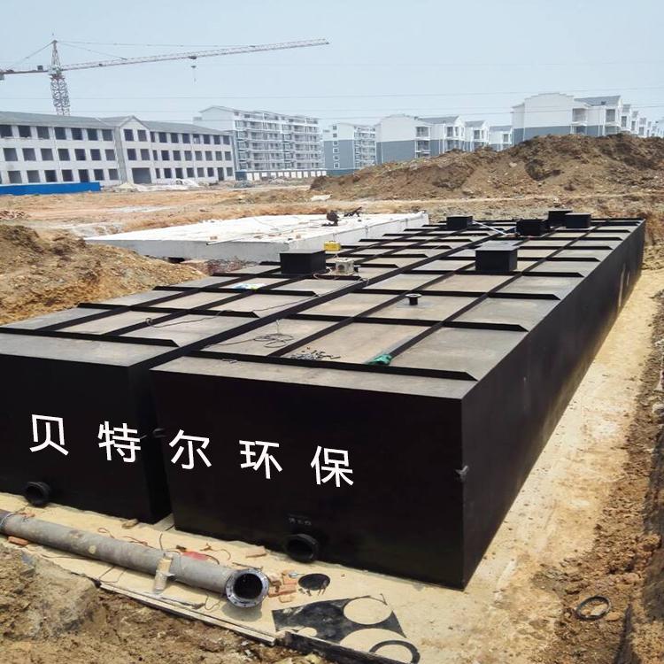 地埋一体化医院污水处理设备价格
