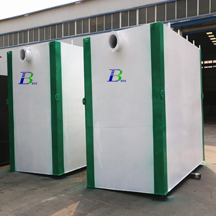 一体化微动力地埋式污水处理设备型号