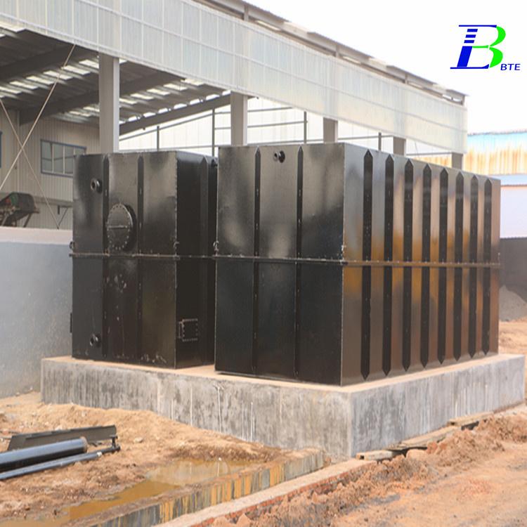 医疗地埋式一体化污水处理设备