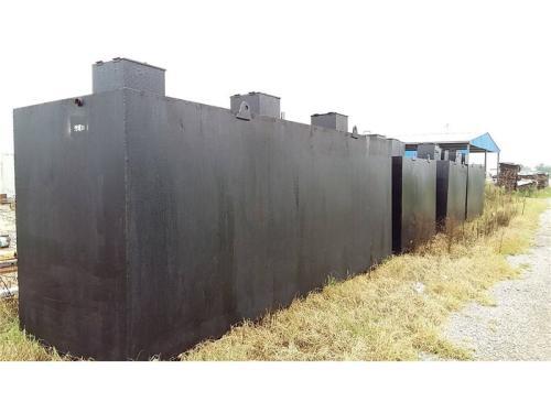 生活污水处理设备中沉砂池的设计规定