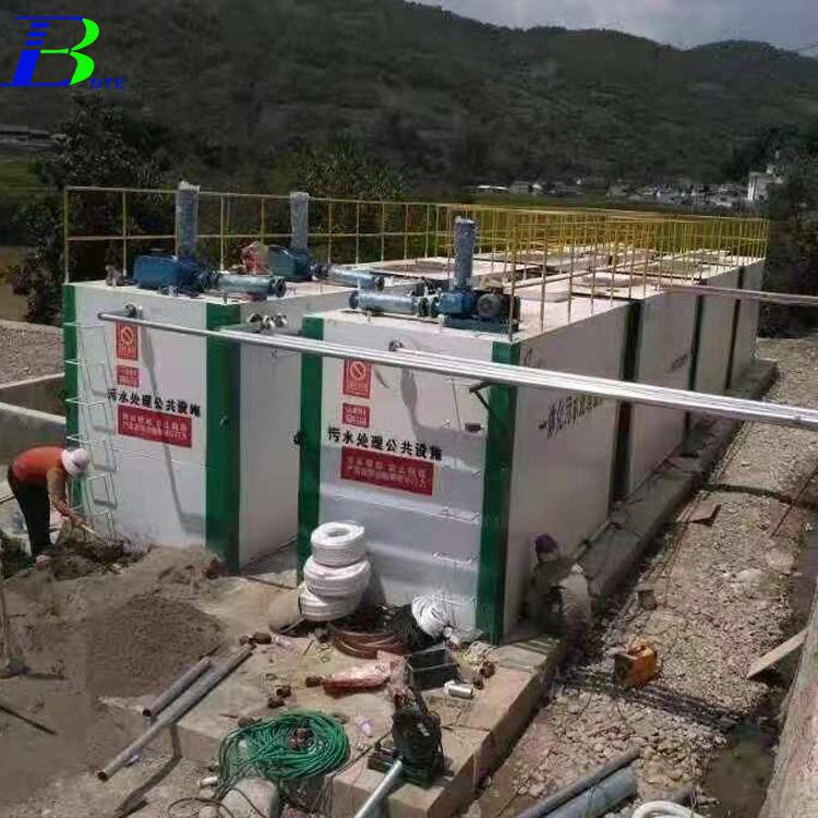 含泥污水处理设备定制
