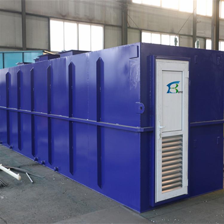 MBBR智能型污水处理设备供应
