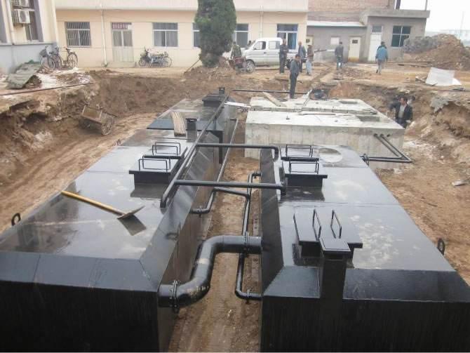 地埋式一体化污水处理设备的效率怎么样呢?