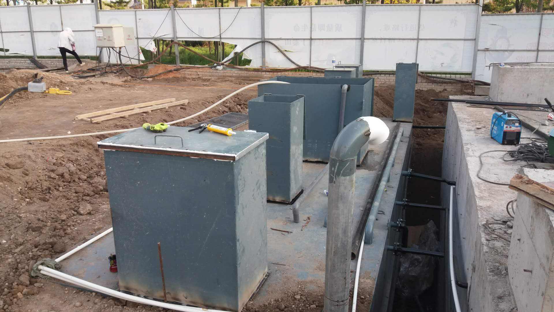 地埋式污水处理设备的后期维护与保养都有什么?