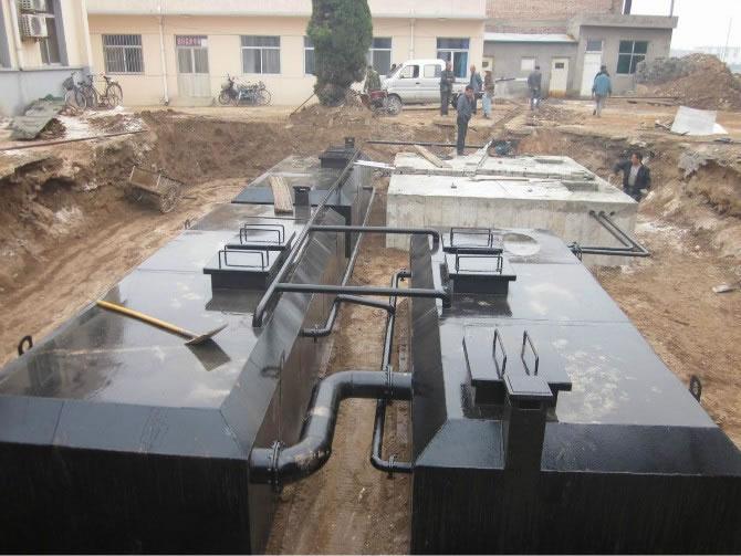 医院污水处理设备依靠科技进步 促进环境保护。
