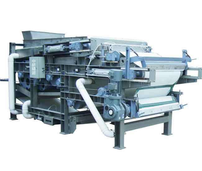 碳钢带式压滤机